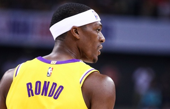 Rajon Rondo to rejoin Lakers on one-year deal