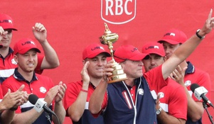 Sportsblog newsletter 9/27: Red, white, and blue Ryder Cup!