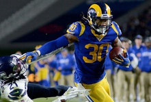 Falcons a favorite to land Todd Gurley