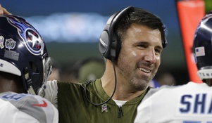 Game Preview: Vrabel Set to Take on Former Team as Titans Host Patriots