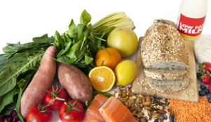 Top 6 Foods for Athletics