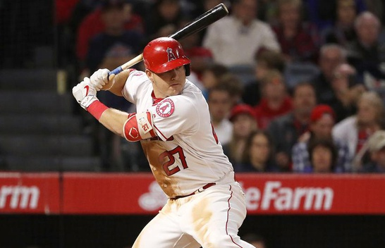 Trout Celebrates Birthday in Style