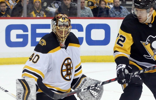 Penguins Win Wild Overtime Game Against Bruins