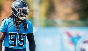 Tennessee Titans: Jadeveon Clowney speaks for the first time