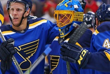 Jaden Schwartz Hat Trick Leads Blues over Blackhawks