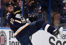 St. Louis Blues and Alexander Steen Agree on Four Year Extension