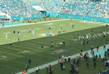 Miami Dolphins and Tennessee Titans Play Longest Game in NFL History