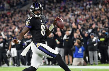 Lamar Jackson will be on the cover of Madden 2021