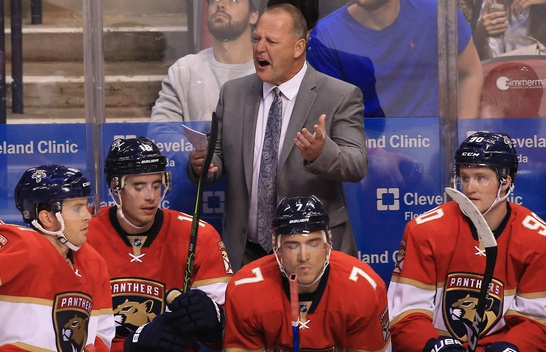 The Florida Panthers are a Joke