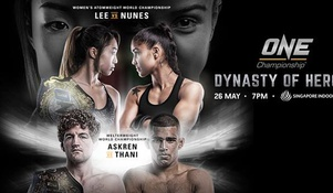 One Championship: Dynasty of Heroes