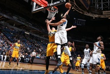 NBA Player of the Night Karl-Anthony Towns
