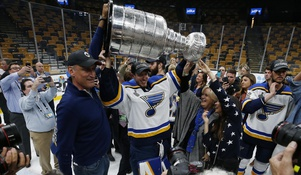 The St Louis Blues Have Won The Stanley Cup