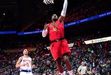 NBA Player of the Night Paul Millsap