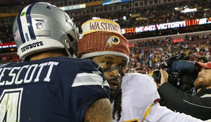 Dak Prescott's performance against the Redskins, and why Prescott was the main reason for Dallas' defeat