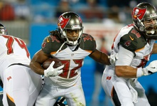 Turnovers plague the Bucs in loss to Panthers