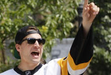 Conor Sheary Signs Contract With Penguins