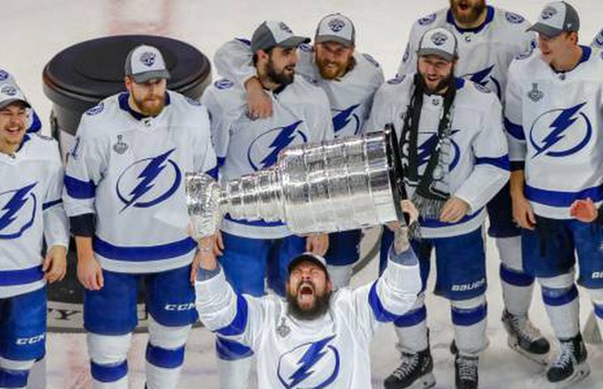 Wholesome Hockey: Revenge tour complete, Lightning have won the Cup!