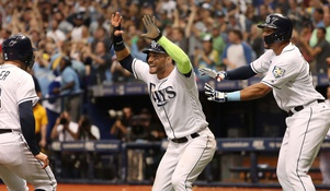 Opening Day fireworks leave Rays feel confident