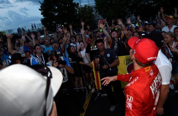 IndyCar: Music City Grand Prix becomes most-watched race in NBC Sports history