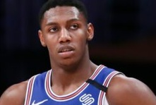 RJ Barrett Being Faded Out of Offense by Knicks Teammates?