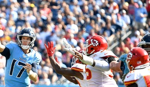 Titans: Some of the crazy stats behind the emphatic win over the Chiefs