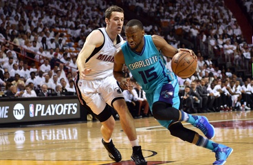 It's Kemba's time to shine