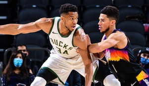 Previewing the Bucks' Finals matchup against the Suns