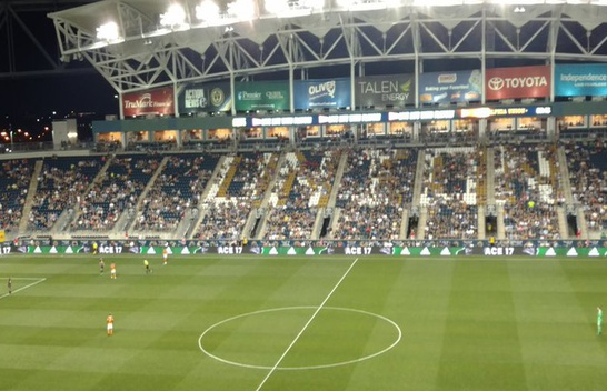 Union Shutout the Dynamo