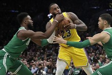 Celtics Handle the Lakers, But are They the Real Deal?