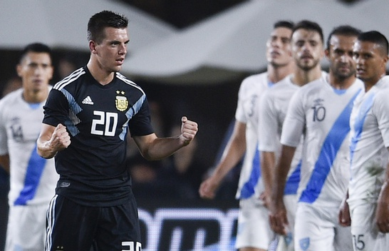 Giovani Lo Celso attracting interest from Premier League clubs