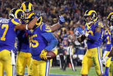 Anderson, Gurley Lead Way For Rams in Divisional Game Versus Cowboys