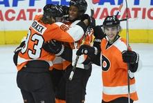 NHL Projections:  Philadelphia Flyers Lineup