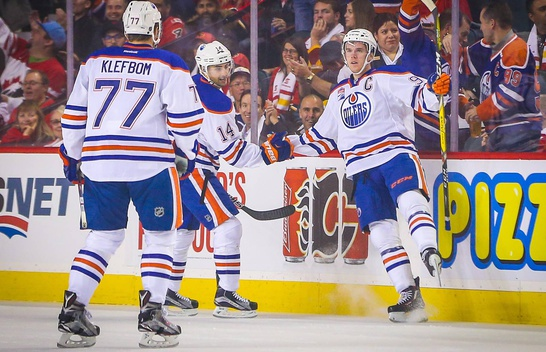 I'm Convinced.  McDavid Is Ready For The Captain's Role