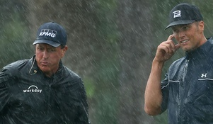 The Match Round 2: Brady & Mickelson to face Aaron Rodgers & DeChambeau