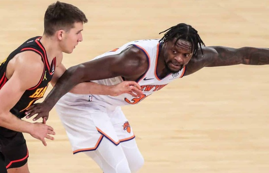 Knicks Lose First Game Against Trae Young and The Atlanta Hawks