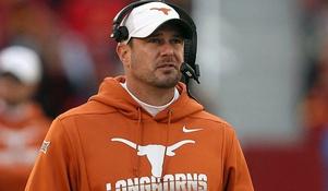 Texas fires head coach Tom Herman