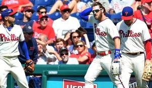 The Philadelphia Phillies Are In Big Trouble.