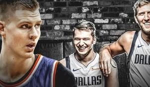Dallas Mavericks acquire Kristaps Porzingis in a blockbuster trade