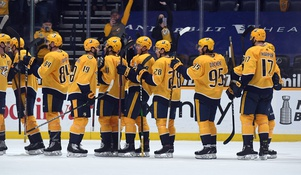 The Predators are postseason bound! But are they prolonging the inevitable?