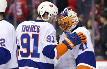 Wednesday's much-needed win provides relief for Islanders