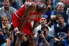 """20th Anniversary of """"The Flu Game"""""""