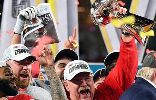 Super Bowl LIV: Sterling Silver Salvation