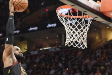 Is LeBron James greater than Michael Jordan?