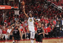 Curry and Durant's Big Third Quarter Give Warriors Fourth Straight NBA Finals Matchup with Cavaliers