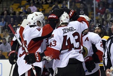 NHL Projections:  Ottawa Senators Lineup