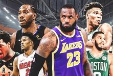 Way-Too-Early 2021-22 NBA Award Predictions