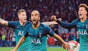 Spurs vs. Ajax: My Experience