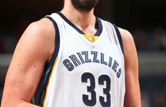 NBA Player of the Night Marc Gasol