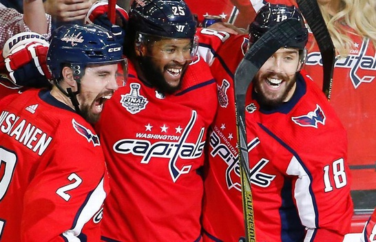 Capitals Dominate Golden Knights Puts Vegas On Brink Of Elimination In Game 4 - June 4th 2018