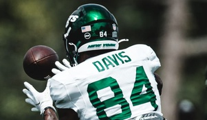 Corey Davis can be upset all he wants, the Titans made the right decision!